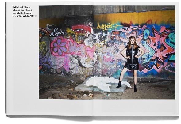 Съёмка: Терри Ричардсон и Линдси Уикссон для Purple Fashion. Изображение № 13.