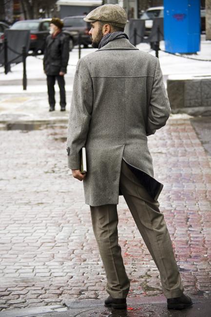 Изображение 2. Moscow street look.. Изображение № 2.