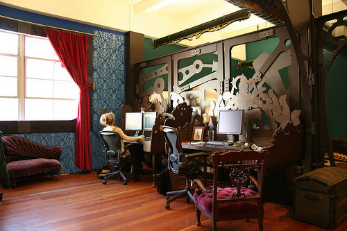 Изображение 12. 23 офиса, работать в которых - одно удовольствие.. Изображение № 85.
