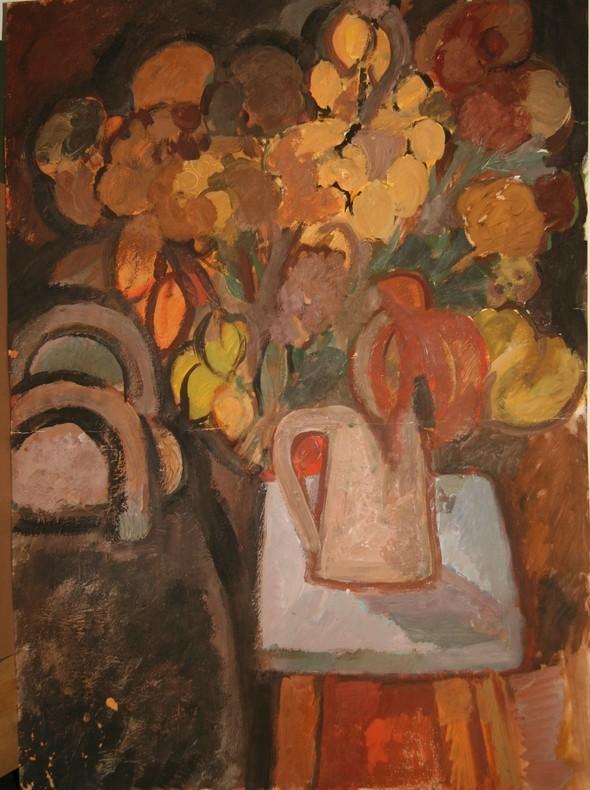 Голуб Л. - художник из СССР. Изображение № 12.