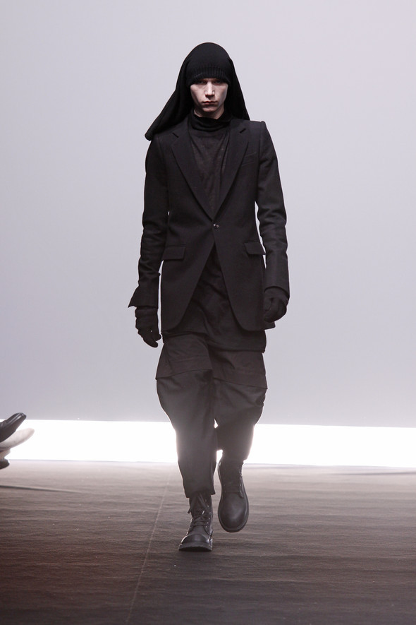 Rick Owens Fall Winter 2009 2010. Изображение № 25.