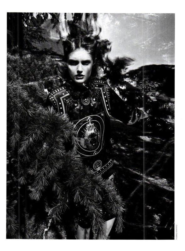 Съёмка: Кэти Фогарти для Marie Claire. Изображение № 11.