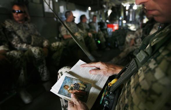 Афганистан. Военная фотография. Изображение № 326.