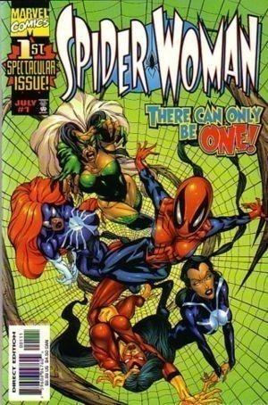 9 супергероинь излодеек комиксов. Изображение № 1.