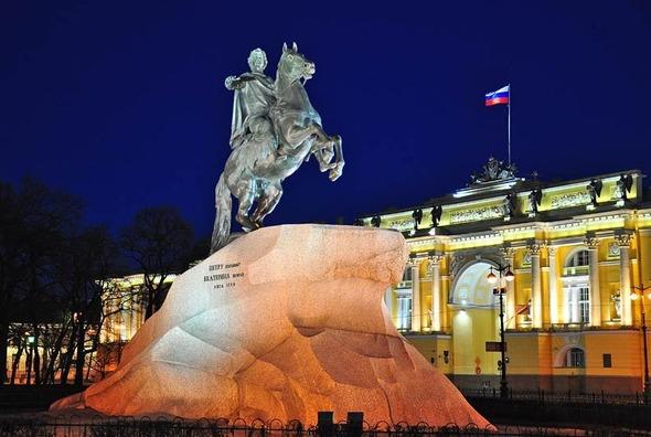 Вопросы и ответы по поездке в Санкт-Петербург. Изображение № 1.