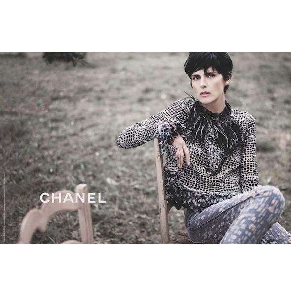 Изображение 17. Рекламные кампании: Chanel, Donna Karan, Stella McCartney и другие.. Изображение № 17.
