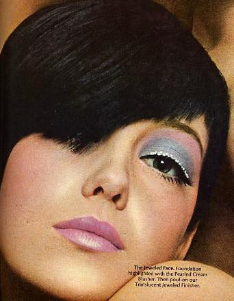 Изображение 44. Мода 60х: макияж.. Изображение № 44.