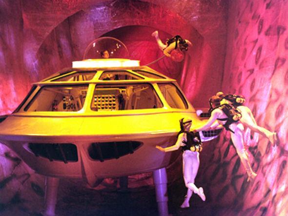 «Фантастическое путешествие» 1966. Изображение №55.