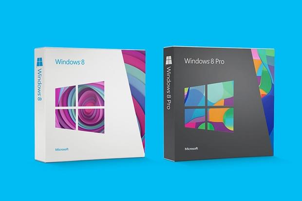 СМИ выложили дизайн упаковок розничных версий Windows 10. Изображение № 3.