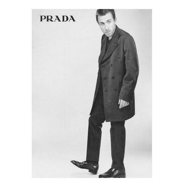 Архивная съёмка: Тим Рот для кампании Prada SS 1996. Изображение № 2.