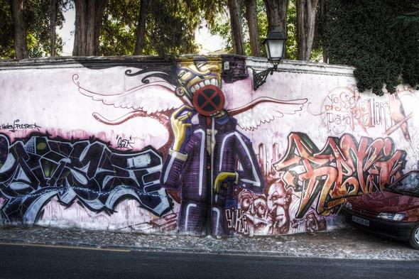 Граффити andaluz. Изображение № 1.