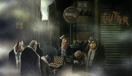 ВЫЗЫВАЮЩИЕ РАБОТЫ «ТРЁХ МУШКЕТЁРОВ». Изображение № 51.