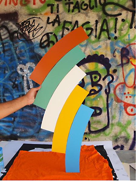 Абстрактное граффити: Стрит-художники об улицах, публике, опасности и свободе. Изображение № 7.