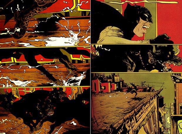 15 лучших комиксов  о Бэтмене. Изображение № 16.