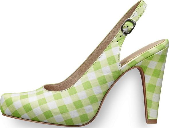 Новые фасоны обуви Tamaris лето 2012. Изображение № 5.