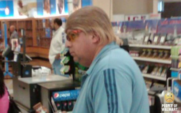 Покупатели Walmart илисмех дослез!. Изображение № 28.