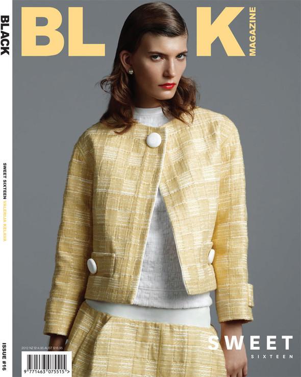 Обложки: Dazed & Confused, Harper's Bazaar, Tush и другие. Изображение № 2.