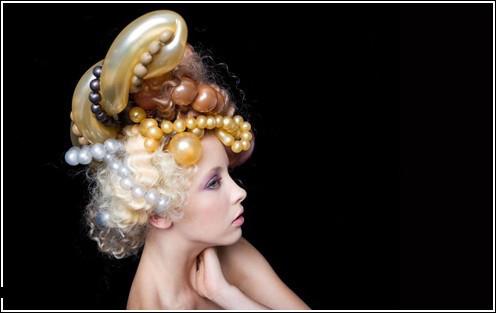 Daisy Balloon – модельер пошарикам. Изображение № 15.