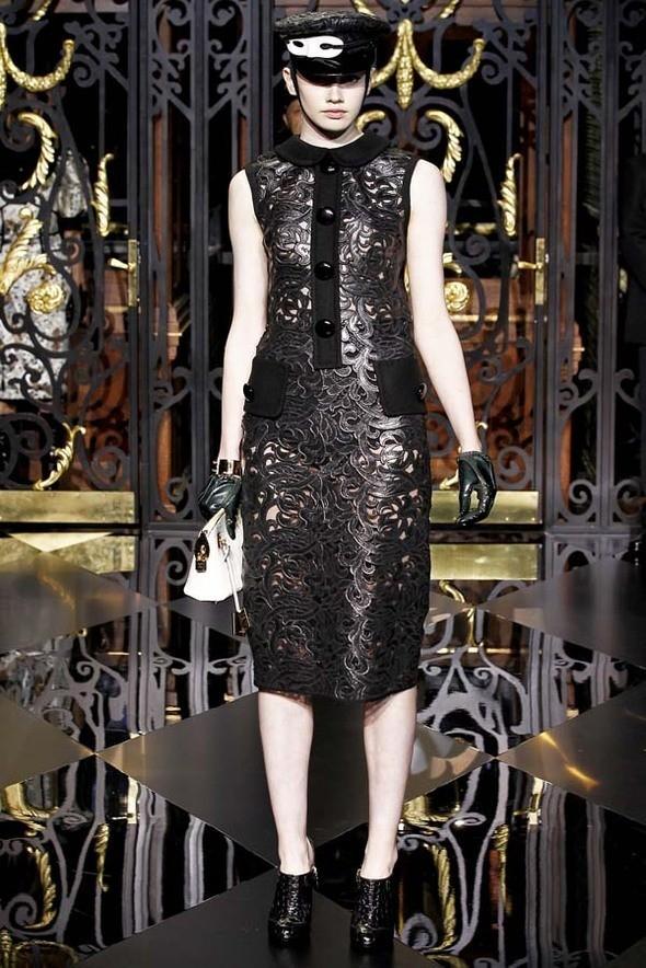 Изображение 48. Louis Vuitton Fall 2011.. Изображение № 48.