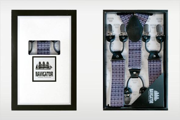 Коллекция подтяжек «Навигатор» от Sevaro Elit . Изображение № 28.