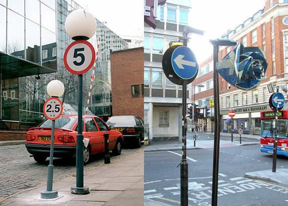 Уличная интервенция от Брэда Доуни. Изображение № 6.