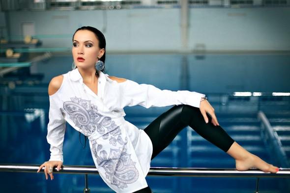 Preview коллекции Весна-Лето 2012 by Ksenia Knyazeva. Изображение № 21.