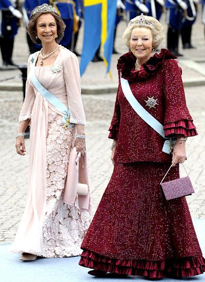 Свадьба шведской кронпринцессы Виктории. Изображение № 28.