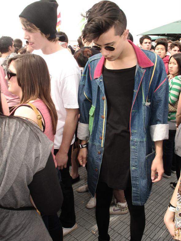 Street Style – Parklife Festival Melbourne. Изображение № 8.