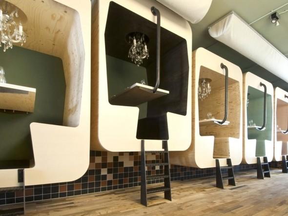 Вагоны - ресторан Fabbrica. Изображение № 1.