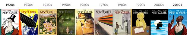 Обложки журналов1900–1950-х сравнили ссовременными. Изображение № 14.