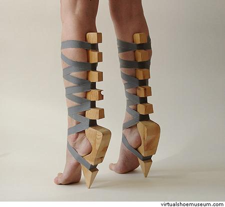 Виртуальный музей обуви. Изображение № 5.