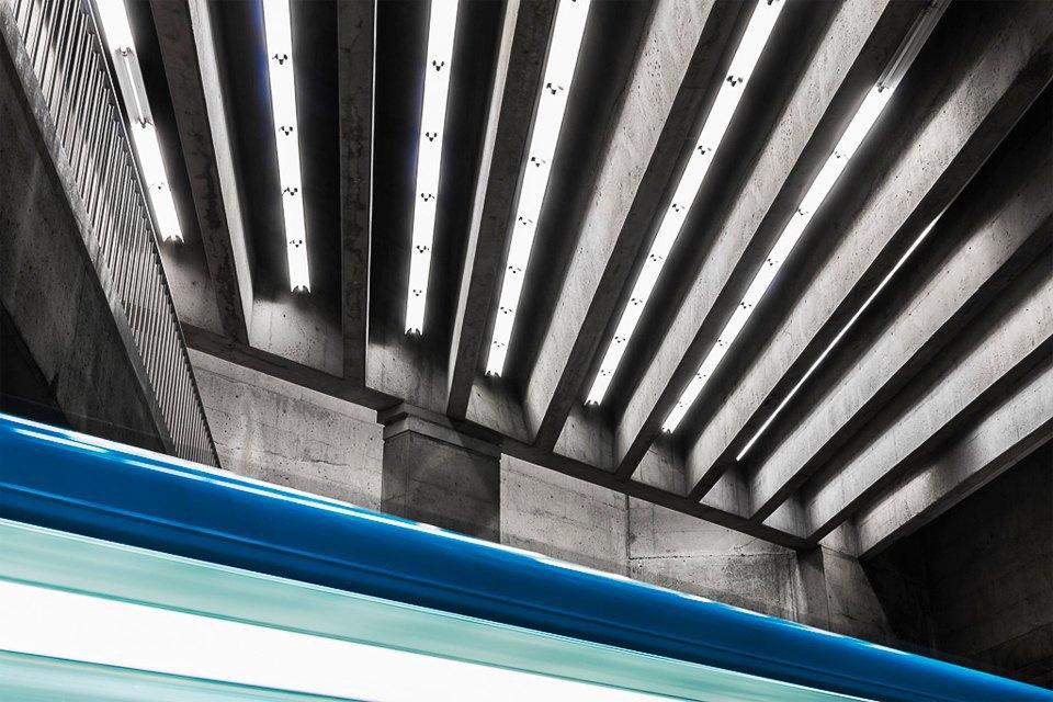 Фото: незаметная красота монреальского метро. Изображение № 9.