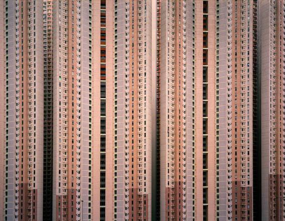 MIchael Wolf- бесконечные окна Гонконга. Изображение № 13.