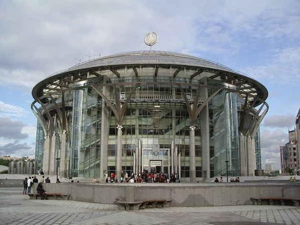 Изгадили город: 5 самых уродливых строений Москвы. Изображение № 2.