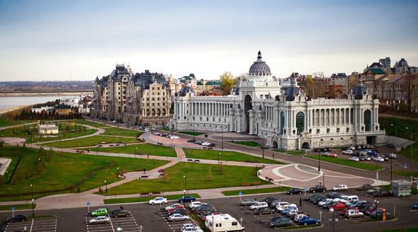 Казань: насыщай глаза городом. Фотограф Мария Гомолова. Изображение № 5.