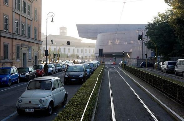 Музей искусства 21 века в Риме. Изображение № 2.