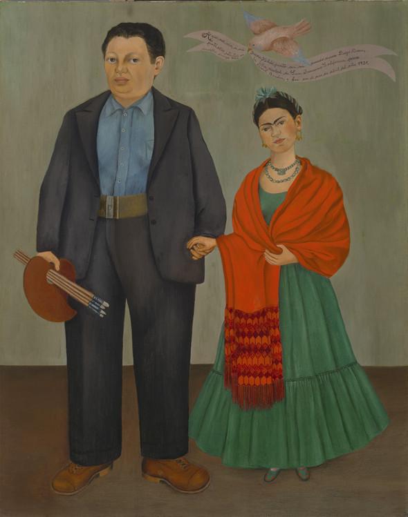 Фрида Кало (Frida Kahlo). Изображение № 6.