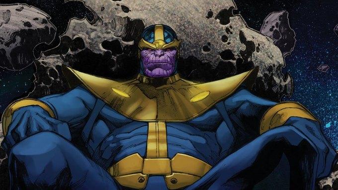 Танос. Изображение № 2.