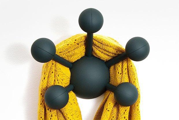 Как дизайнеры вдохновляются наукой: Молекулы и атомы  в интерьере. Изображение № 3.