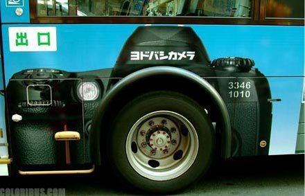 Автобус, милый мойавтобус. Изображение № 6.