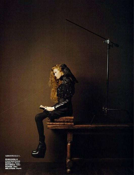 """Renaissance"" with Vlada Roslyakova byPierlugi Maco. Изображение № 7."