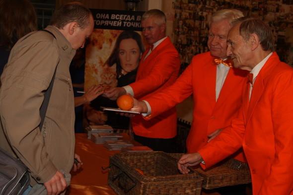 Kuzmacinema: Оранжевое настроение. Изображение № 2.