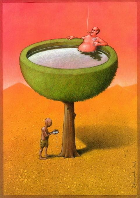 Изображение 22. Карикатурист Pawel Kuczynski.. Изображение № 22.