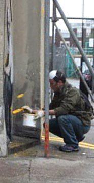 Изображение 12. Арт-терроризм Banksy.. Изображение №14.