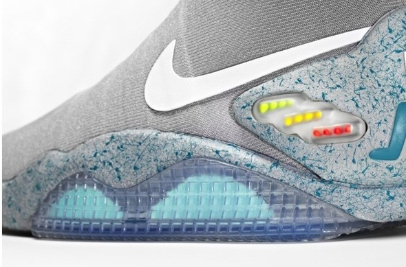 Nike MAG: 150 пар обуви Марти Макфлая продают на аукционе. Изображение № 3.