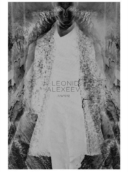 Изображение 1. Лукбук и видео: Leonid Alexeev FW 2011.. Изображение № 1.