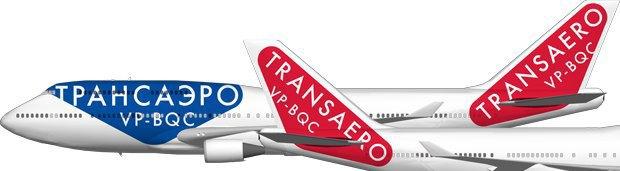 Редизайн: Новый логотип «Трансаэро». Изображение № 32.