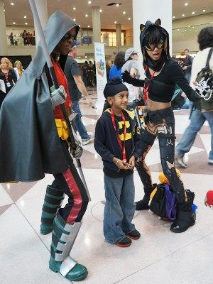 Как прошёл гик-фестиваль NYC Comic-Con  в Нью-Йорке. Изображение № 22.