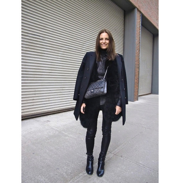 Изображение 36. На полях: 10 тенденций уличного стиля с прошедших недель моды.. Изображение № 36.
