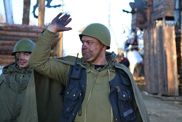 321-я сибирская: Как снимают кино в Иркутске